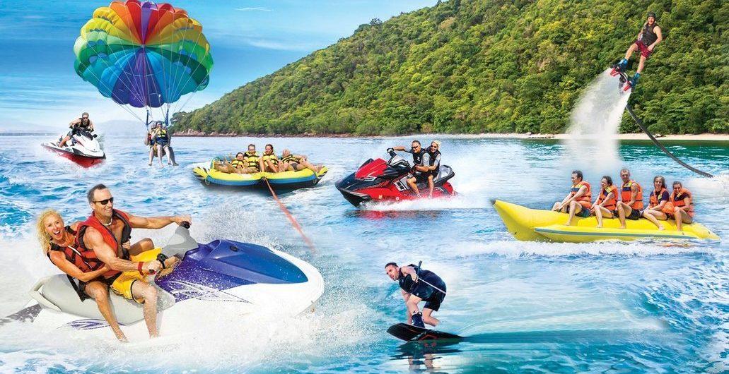 Water Sports in Port Blair, Adventurous Water Sports Activities Package in Port Blair, Andaman & Nicobar Islands