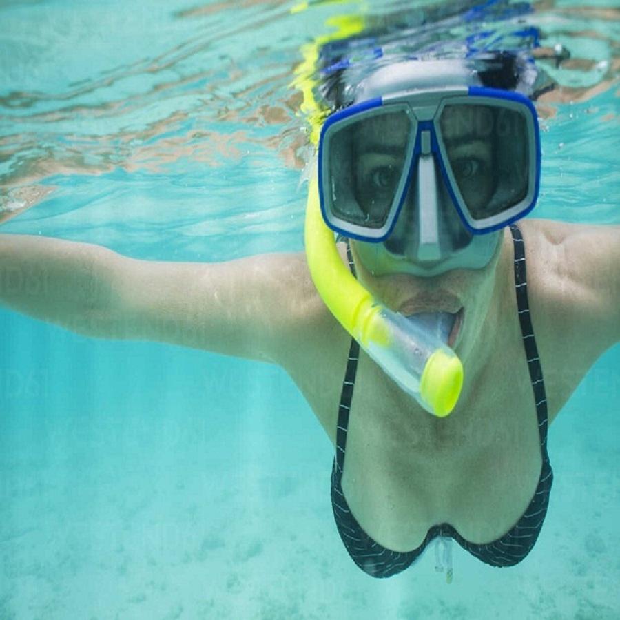 Snorkeling in Havelock Island