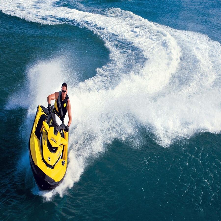 Jet Ski in Havelock Island