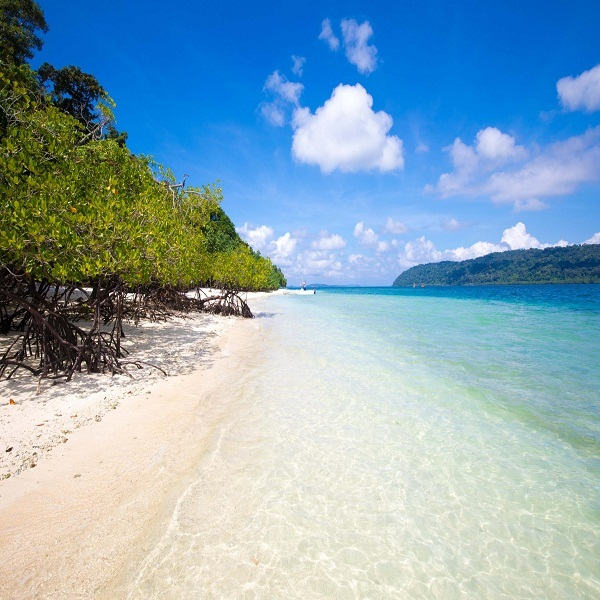 Romantic Island Vacation for 6 Nights & 7 Days